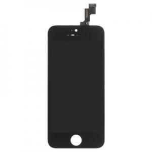 Dotyková deska iPhone 5 + LCD černá Class A