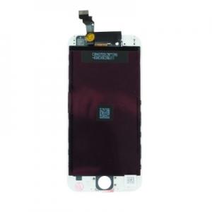 Dotyková deska iPhone 6 4,7 + LCD bílá Class A