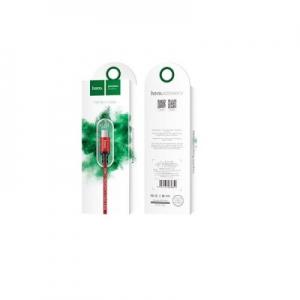 Datový kabel HOCO X14 micro USB barva červená - 1 metr