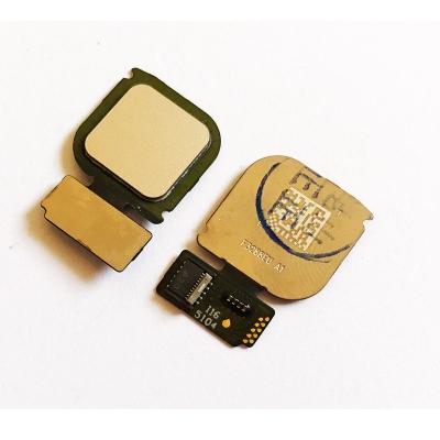Huawei P10 LITE flex otisk prstu zlatá