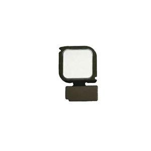 Huawei P10 LITE flex otisk prstu bílá / stříbrná