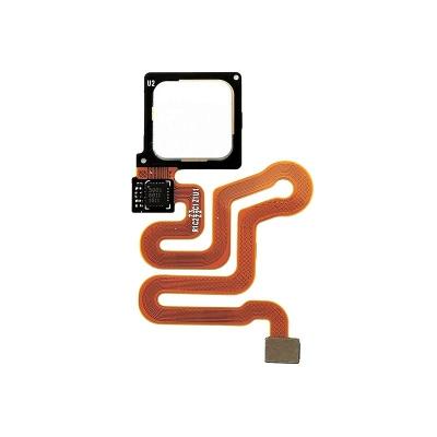 Huawei P9 , P9 LITE flex otisk prstu bílá