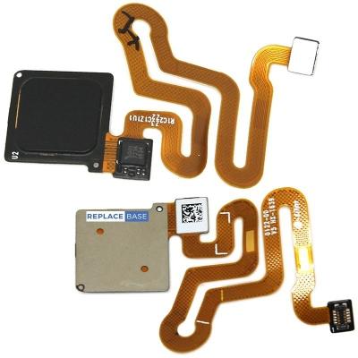 Huawei P9 , P9 LITE flex otisk prstu černá
