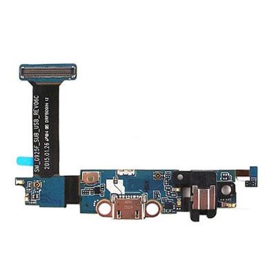 Samsung G925 Galaxy S6 Edge flex pásek nabíjení