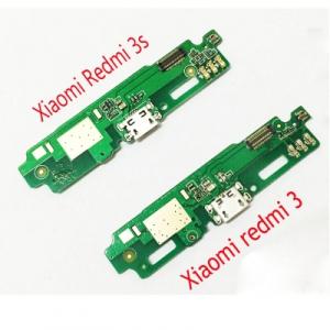 Xiaomi Redmi 3S flex pásek nabíjecí konektor + mikrofon