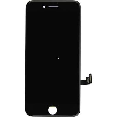 Dotyková deska iPhone 7 4,7 + LCD černá Class A