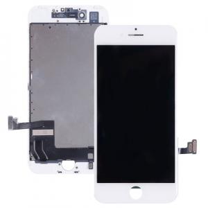 Dotyková deska iPhone 7 4,7 + LCD bílá Class A