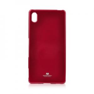 Pouzdro MERCURY Jelly Case Huawei P9 Lite MINI červená