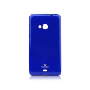 Pouzdro MERCURY Jelly Case Huawei HONOR 7X tmavě modrá