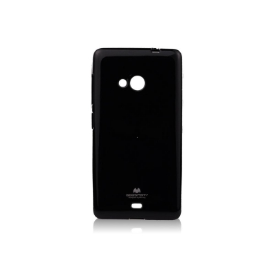 Pouzdro MERCURY Jelly Case Samsung G920 Galaxy S6 černá