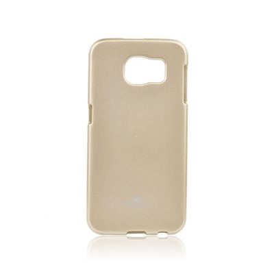 Pouzdro MERCURY Jelly Case iPhone 6, 6S zlatá