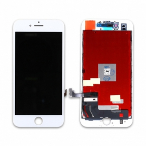 Dotyková deska iPhone 8 (4,7), SE2020 + LCD bílá Class A