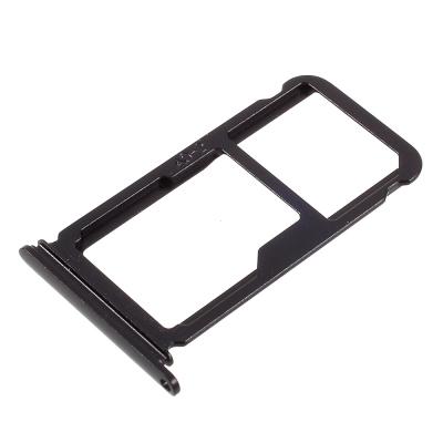 Držák (šuplík) SIM Huawei P10 černá