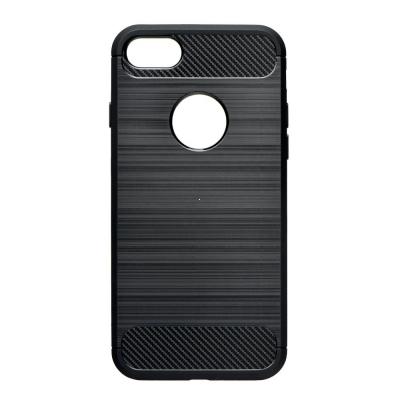 Pouzdro Forcell CARBON iPhone 5, 5S, 5C, SE černá