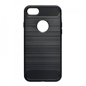 Pouzdro CARBON iPhone 5, 5S, 5C, SE černá