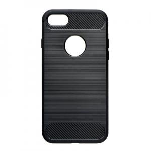 Pouzdro CARBON Huawei P20 Lite černá