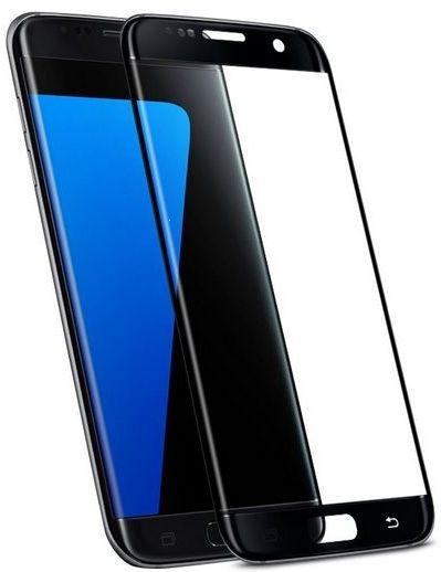 Tvrzené sklo FULL FACE Samsung G935 Galaxy S7 Edge černá