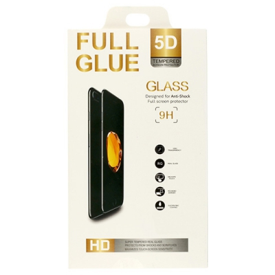 Tvrzené sklo 5D FULL GLUE Xiaomi Redmi 5 černá