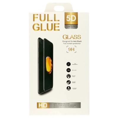 Tvrzené sklo 5D FULL GLUE Xiaomi Redmi NOTE 5A, 5A Prime černá