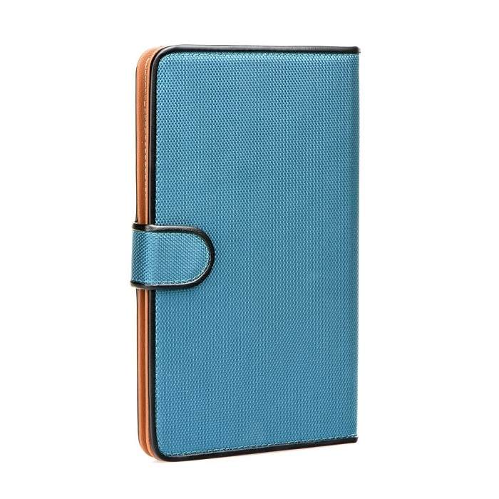Pouzdro na TABLET 9´´- 10´´ Colourful Fancy - barva modrá