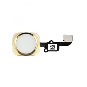Flex iPhone 6 (4,7), 6 PLUS (5,5) tlačítko Home + HOME Button zlatá