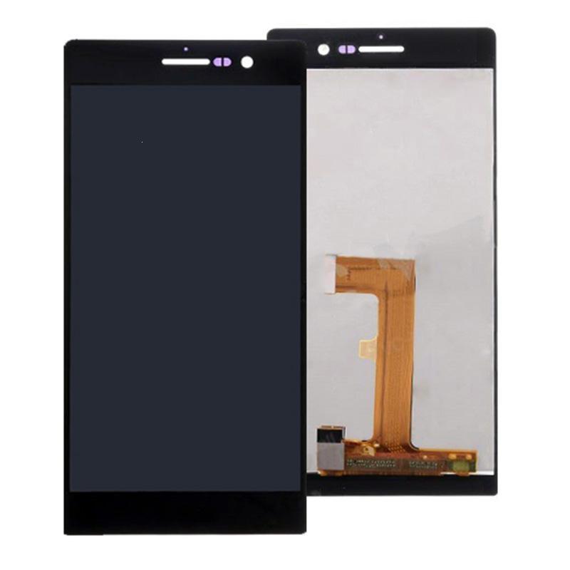 Dotyková deska Huawei P7 + LCD černá