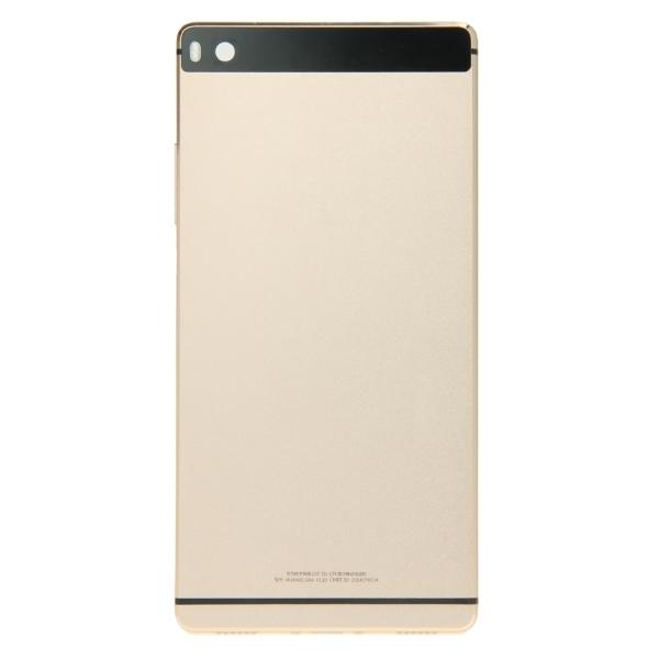 Huawei P8 kryt baterie originál + boční tlačítka zlatá