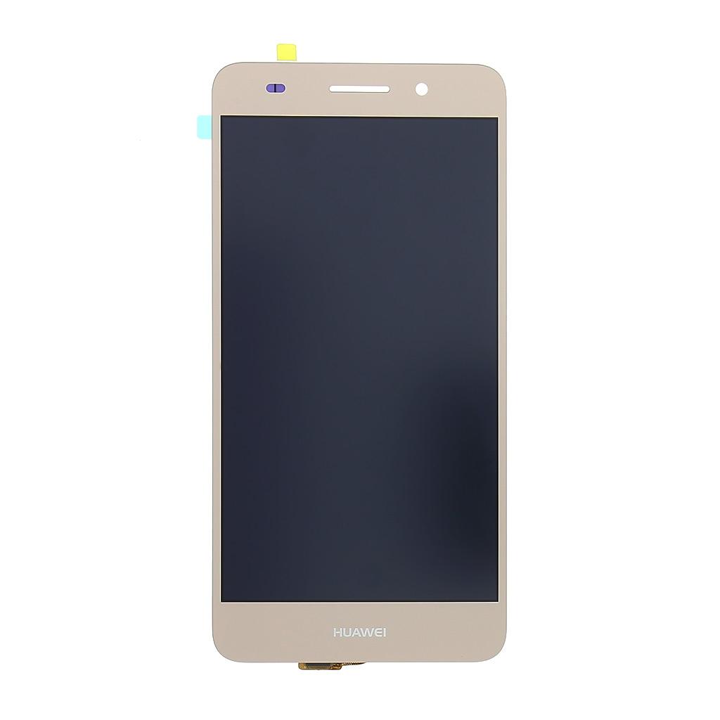 Dotyková deska Huawei Y6 II + LCD zlatá