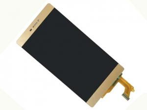 Dotyková deska Huawei P8 + LCD zlatá