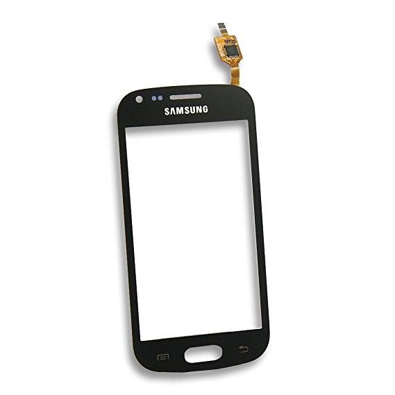 Dotyková deska Samsung S7580 Galaxy Trend Plus, S7582 černá