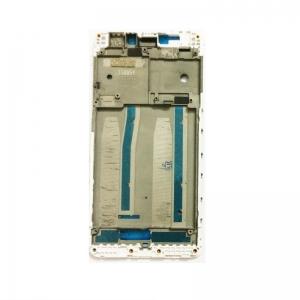 Xiaomi Redmi 4A kryt střední (LCD) bílá
