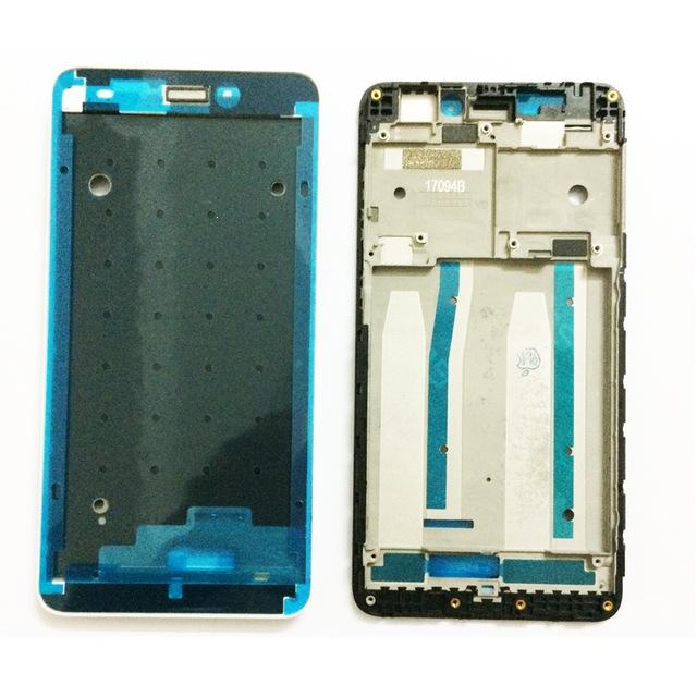Xiaomi Redmi 4A kryt střední (LCD) černá