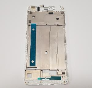 Xiaomi Redmi NOTE 5A kryt střední (LCD) bílá