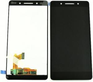 Dotyková deska Huawei HONOR 7 + LCD černá