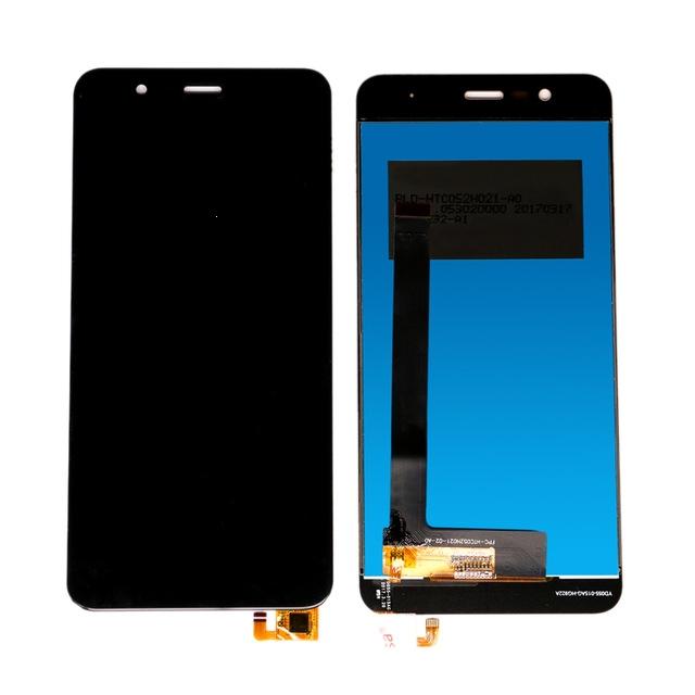 Dotyková deska ASUS Zenfone 3 MAX ZC520TL + LCD černá