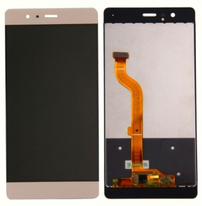 Dotyková deska Huawei P9  + LCD zlatá