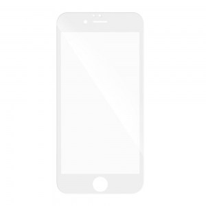 Tvrzené sklo 3D FULL GLUE Huawei MATE 10 PRO bílá