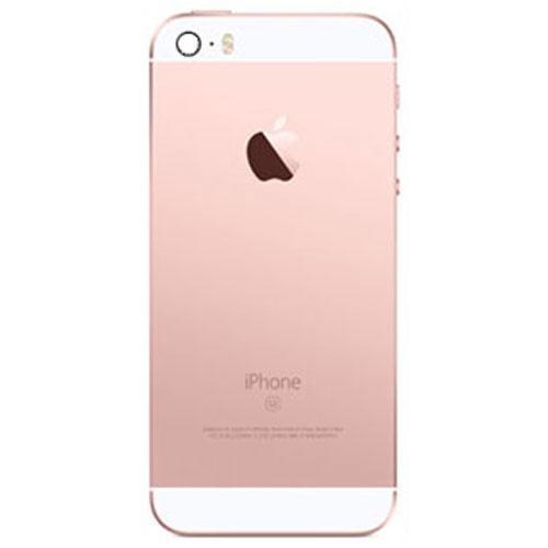 Kryt baterie + střední iPhone SE originál barva rose gold