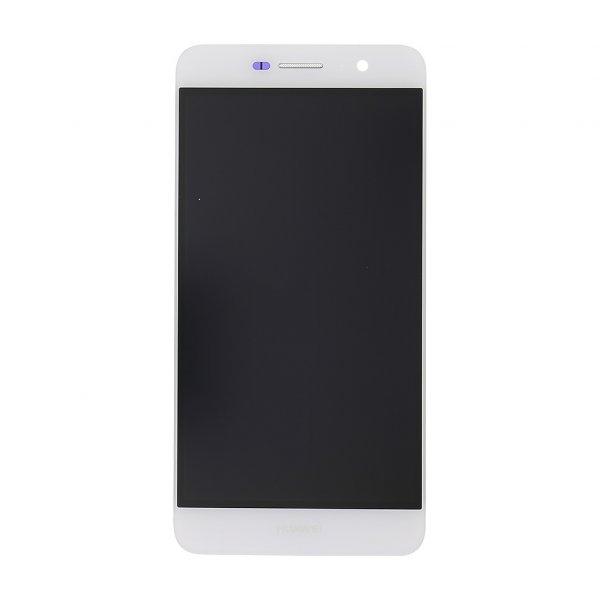 Dotyková deska Huawei Y6 PRO + LCD s rámečkem bílá