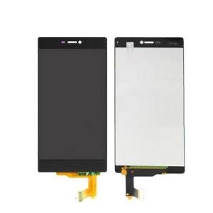 Dotyková deska Huawei P8 + LCD černá