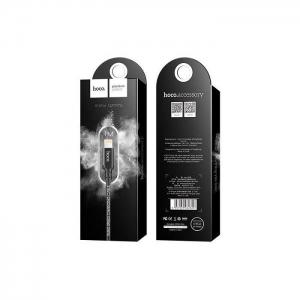 Datový kabel HOCO X14 iPhone Lightning barva černá - 1 metr