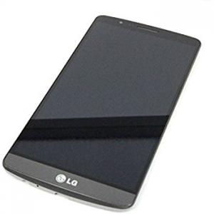 Dotyková deska LG G3 D855 + LCD + rámeček titan