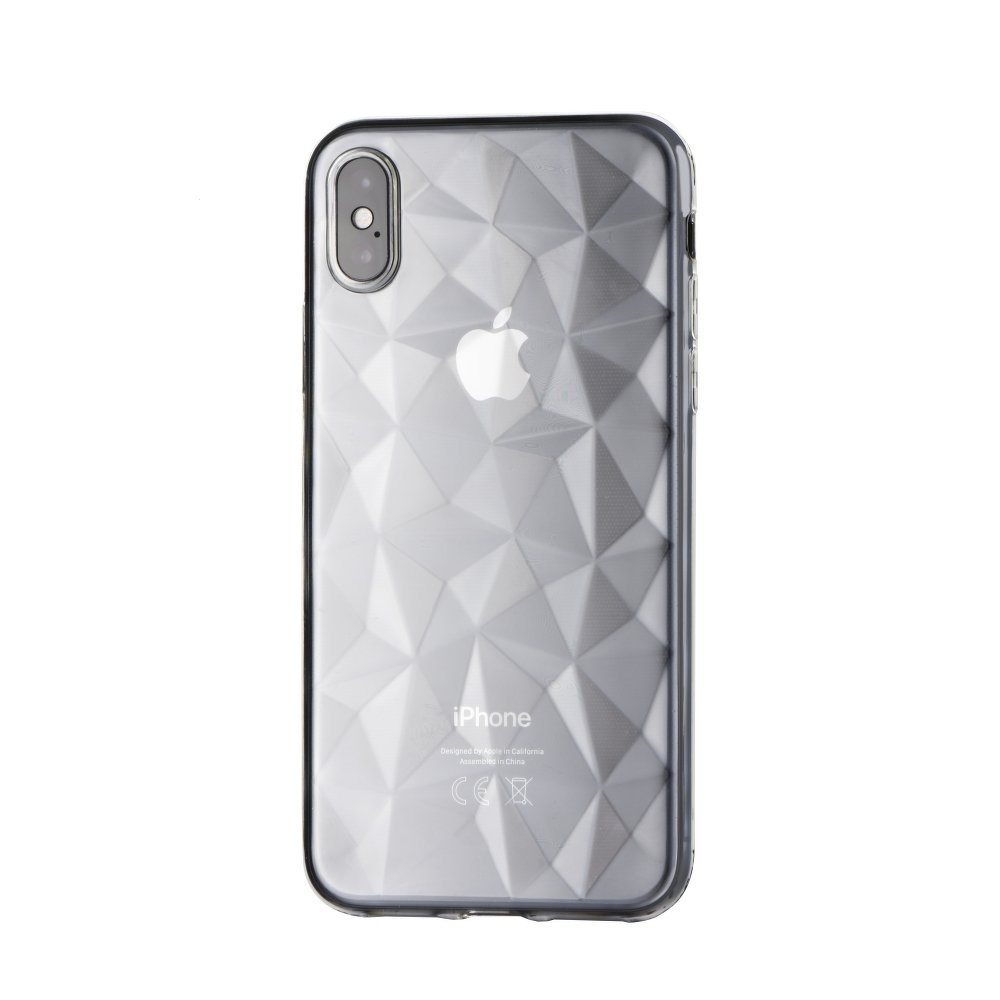 Pouzdro Forcell PRISM Huawei P20, barva transparent
