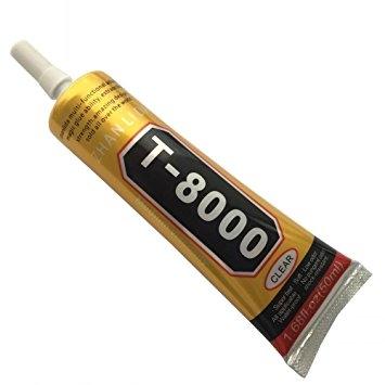 Lepidlo T-8000 50ml - Clear