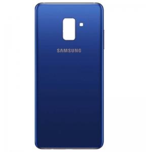 Samsung A530 Galaxy A8 (2018) kryt baterie + lepítka modrá