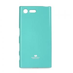 Pouzdro MERCURY Jelly Case Samsung G960 Galaxy S9 mint