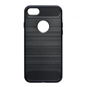 Pouzdro CARBON Samsung A605 Galaxy A6 PLUS (2018) černá