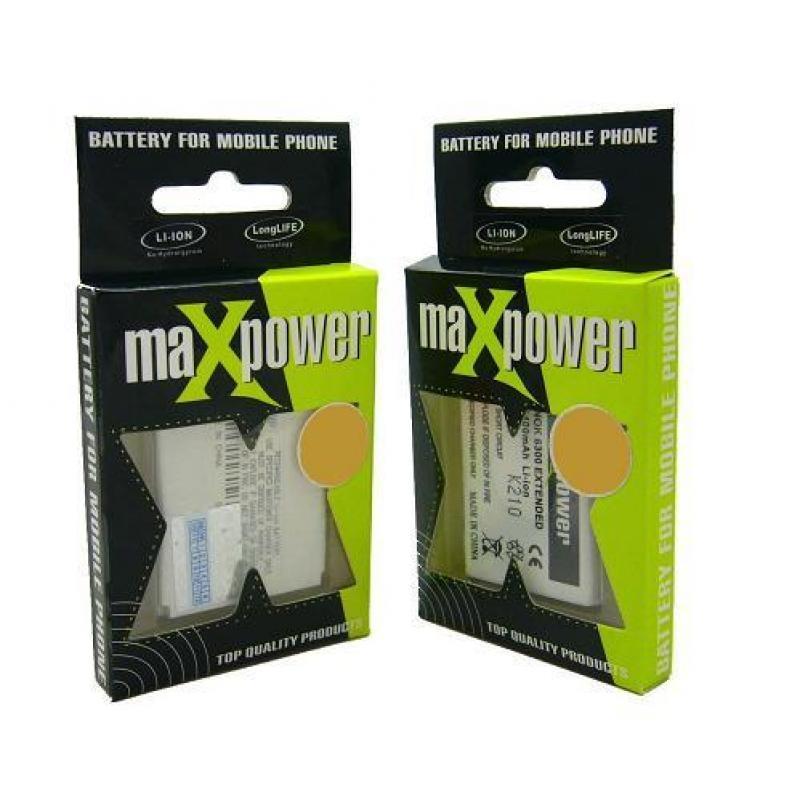 Baterie Max Power LG K10 (2017) 2750mAh li-ion