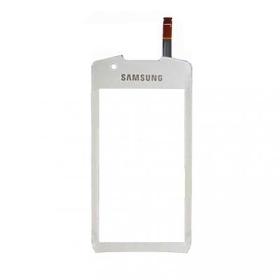 Dotyková deska Samsung S5620 Monte originál bílá