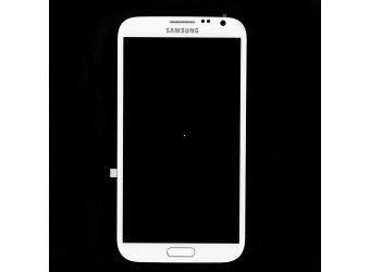 Dotyková deska Samsung N7100 Note 2 bílá